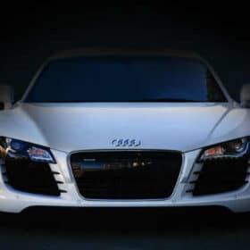 Kør Audi R8 på bane