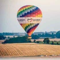 giv den unikke luftballon oplevelse i gave