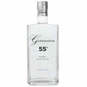 Gin i høj kvalitet