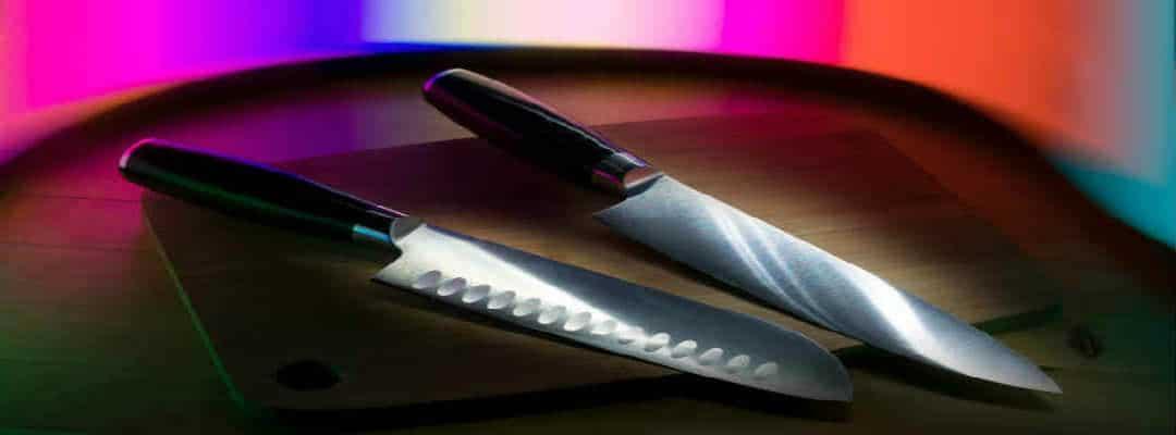 køb en god kvalitets kokkekniv til bryllupsparret