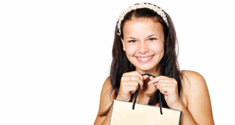 gavekort er den perfekte gave til teenagepiger