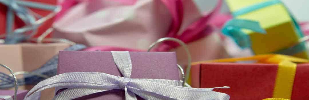 køb de små gaver til drenge og piger