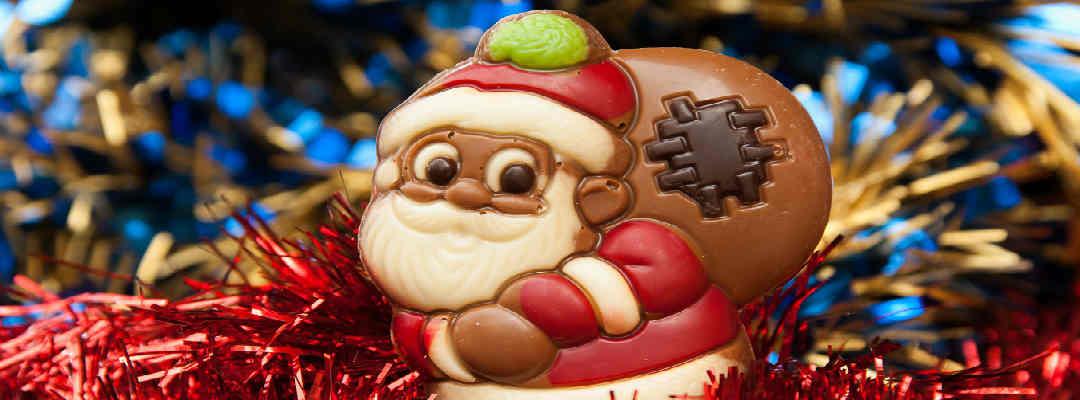 køb den lækre chokolade julekalender til kæresten