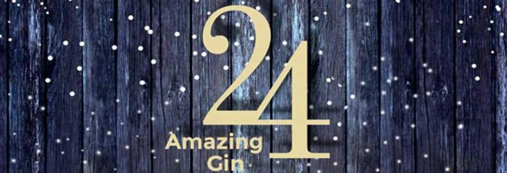 køb en eksklusiv julekalender med gin