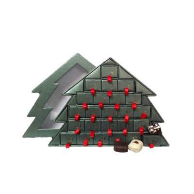 chokolade julekalender børn
