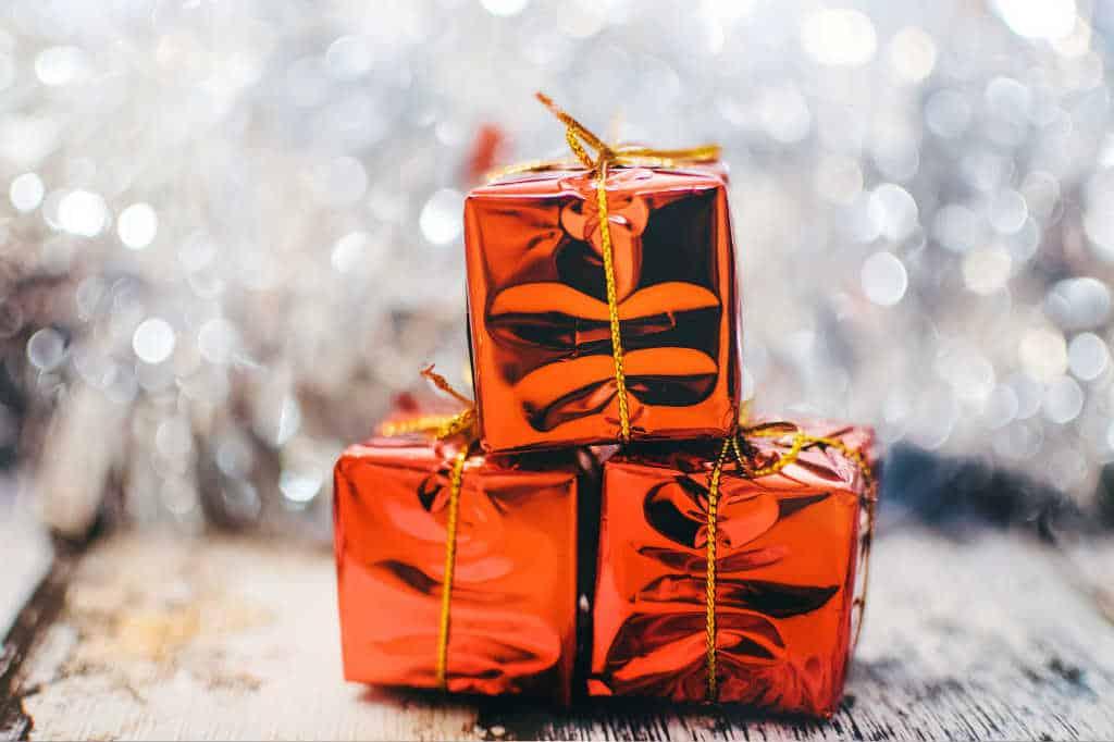 gode julegaver til kæresten