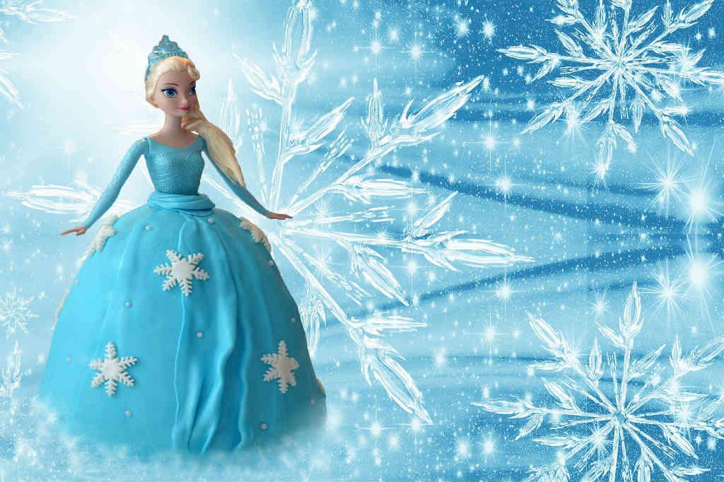 køb en Frost julekalender til piger