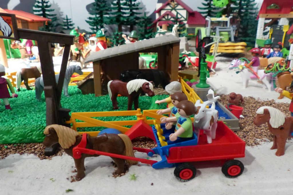 find en playmobil julekalender til børn i den gode billige pris