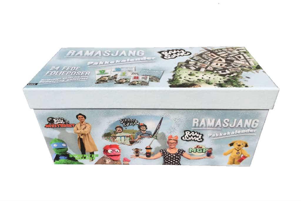 Køb Ramasjang Julekalender til børn