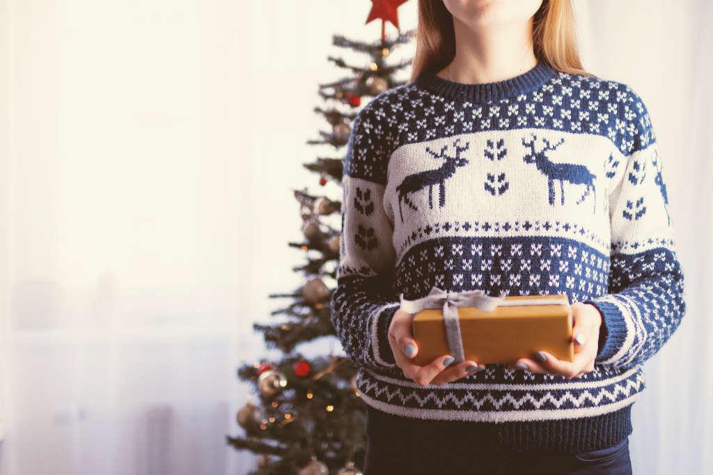 Giv de gode julegaver til teenager