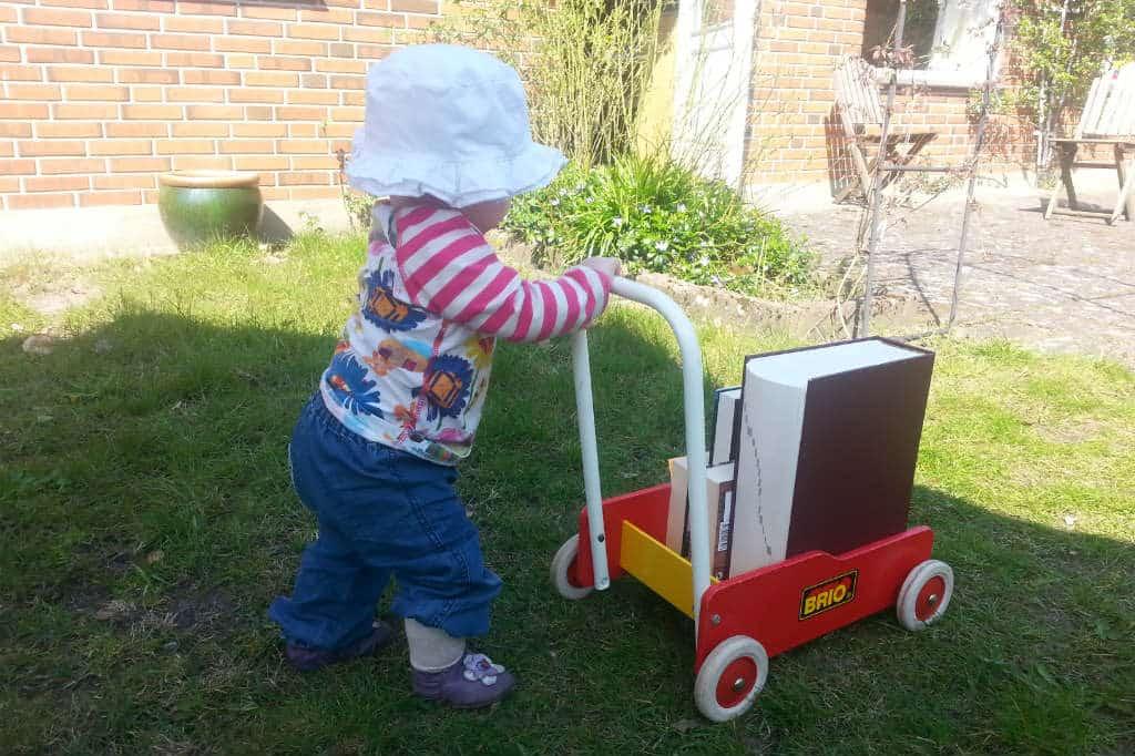 køb en gåvogn til baby i den bedste kvalitet