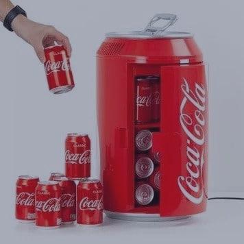 Gadgets-coca-cola-køleskab