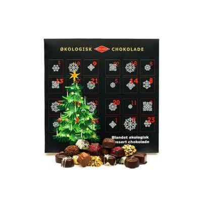 Chokolade julekalender 2018 - Ideer til forskellige lækre kalendere