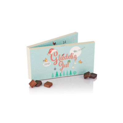 toms chokolade julekalender