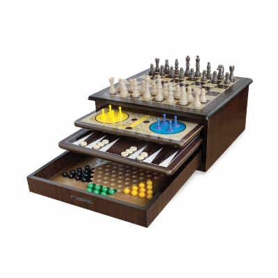 køb 10-i-1 brætspil samling i gave