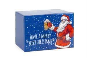 Lav din egen øl julekalender med en kasse