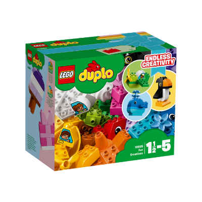 Lego Duplo Luksuskasse