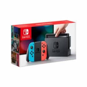Nintendo Switch - den bedste håndholdte konsol