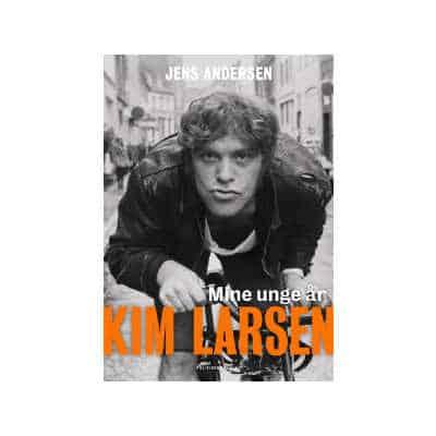 Køb Mine unge år bogen om Kim Larsen i gave