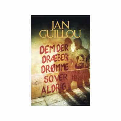 Giv den nye Jan Guillou bog i gave