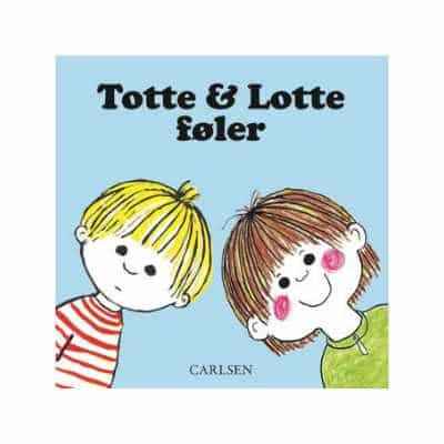 Giv Totte & Lotte bøgerne i gave