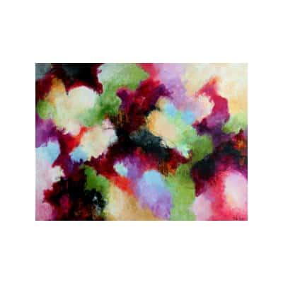 Køb maleri med farver fra Mette Vester
