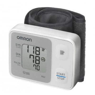 hvad koster en blodtryksmåler som Omron?
