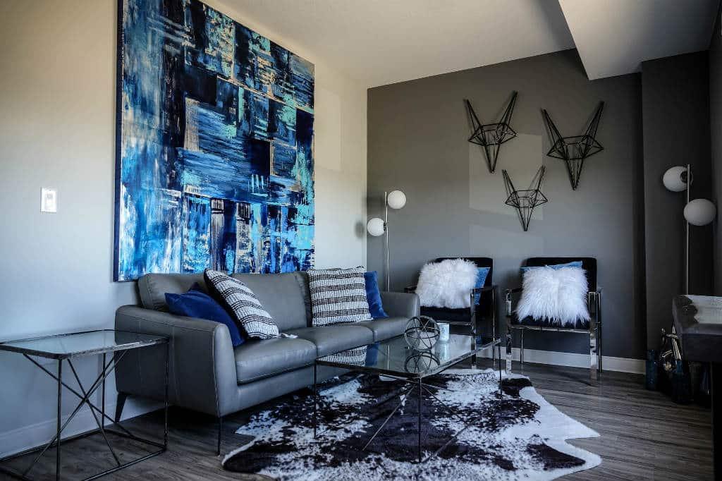 køb et akryl maleri til væg