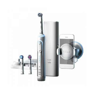 Køb en elektrisk tandbørste fra Braun