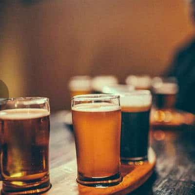 Giv en ølsmagning i gave til manden