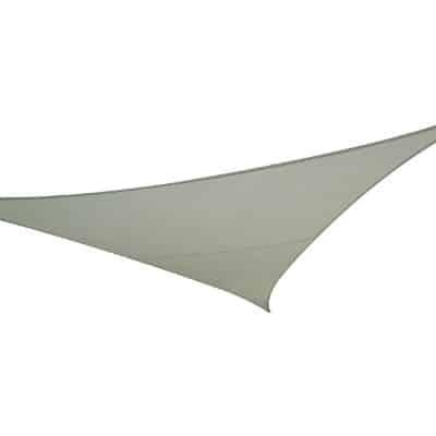 Køb det vandvisende Lux solsejl i grå