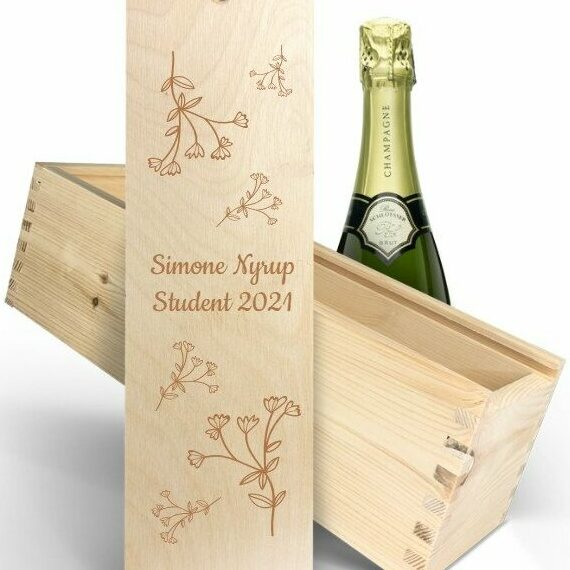 Personlig champagne
