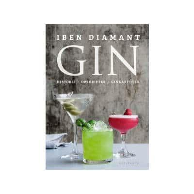 Køb Gin bogen i gave til den unge mand