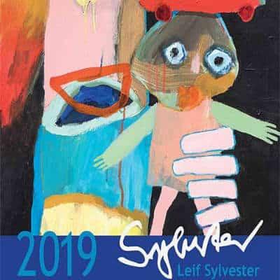 køb den kunstneriske kalender i gave