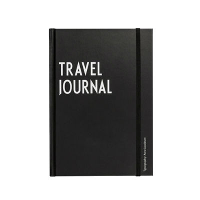 Giv Design Letters Travel Journal til studenter i gave