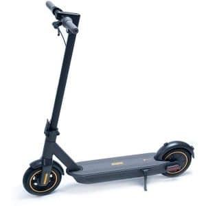 Ninebot by Segway KickScooter MAX G30 – ultralang rækkevidde