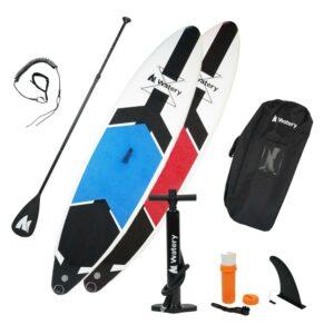 Oppustelig paddleboard til SUP – Global 10'6 Sup board