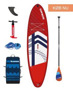 Sup Board Allround Family Edition+ 11'2 X 33 Rød – Fremragende kundeanmeldelser