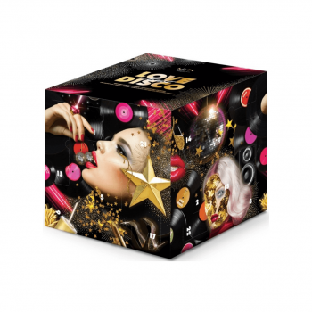 NYX Prof. Makeup Love Lust Disco Greatest Hits Advent Calender 2019