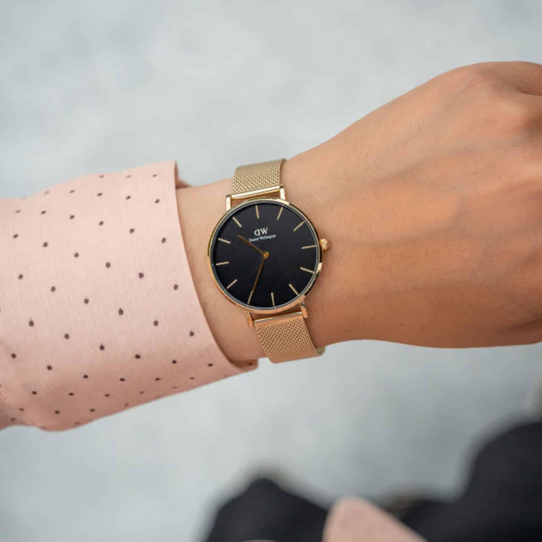 Et stilfuldt ur
