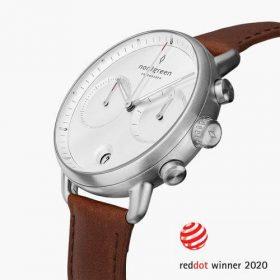 Smukt og stilfuldt ur fra Nordgreen