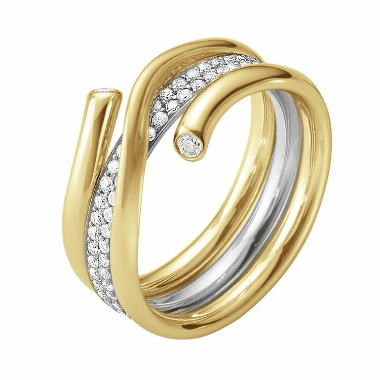 Georg Jensen Magic ring