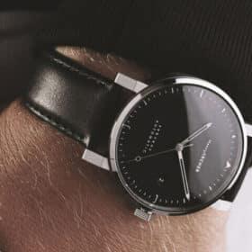 Moderne og stilrene ure