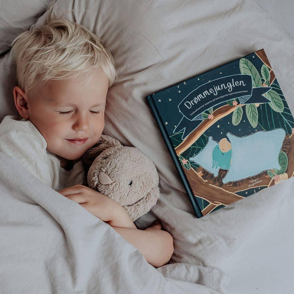Drømmepakken – bog og tyngdepude